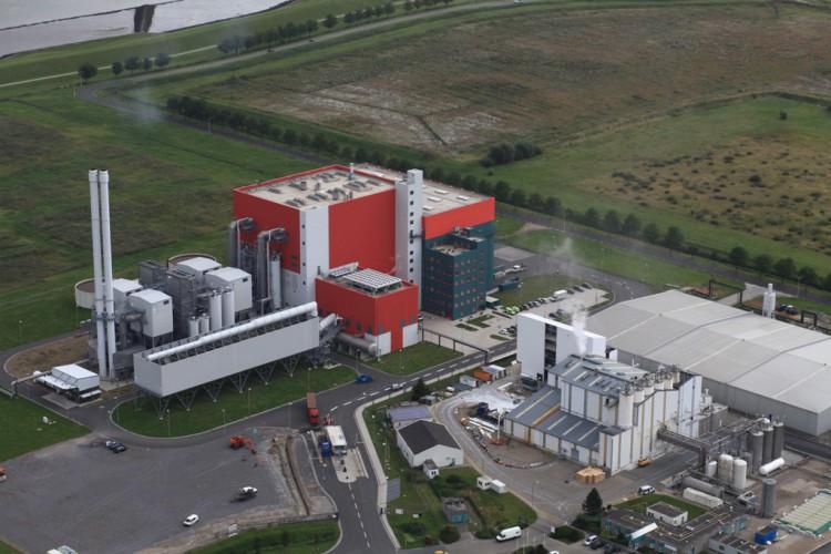 EEW Energy from Waste Delfzijl 2