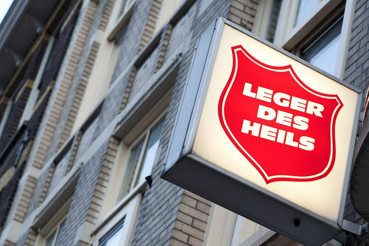 Leger des heils - av project