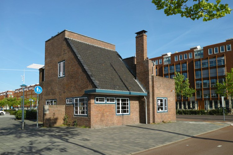 Het portiershuisje Amsterdam