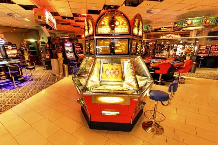 Achtergrondmuziek casino