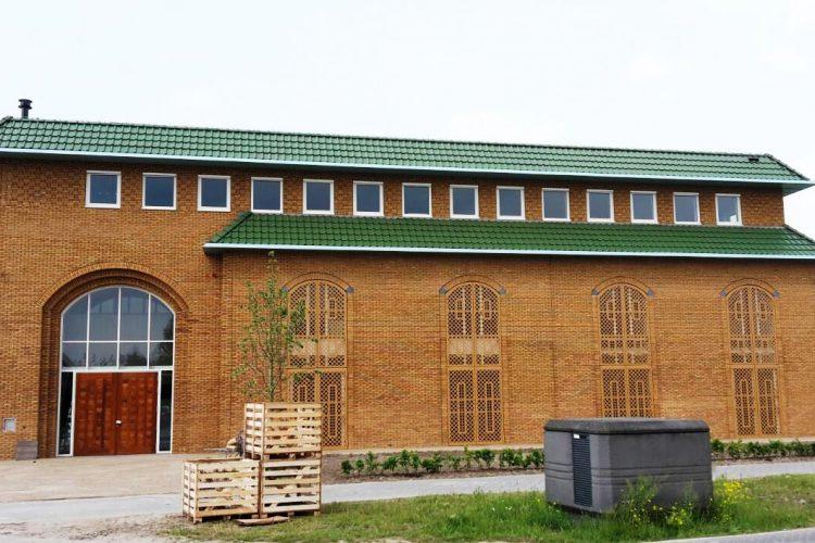 Moskee Leidsche Rijn