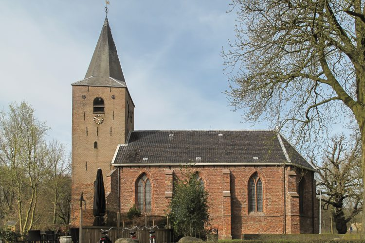 Westerbork stefanuskerk