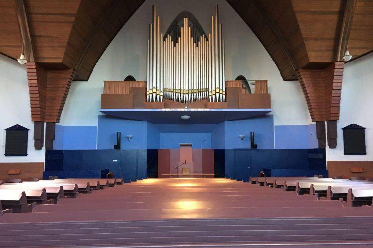 De goede herderkerk bedum