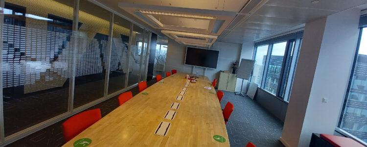 BGHU Boardroom