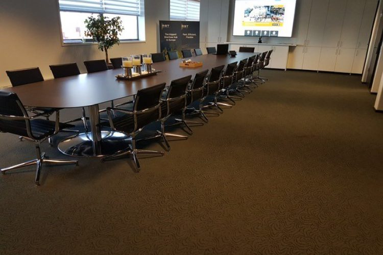 audiovisuele installaties vergaderruimte