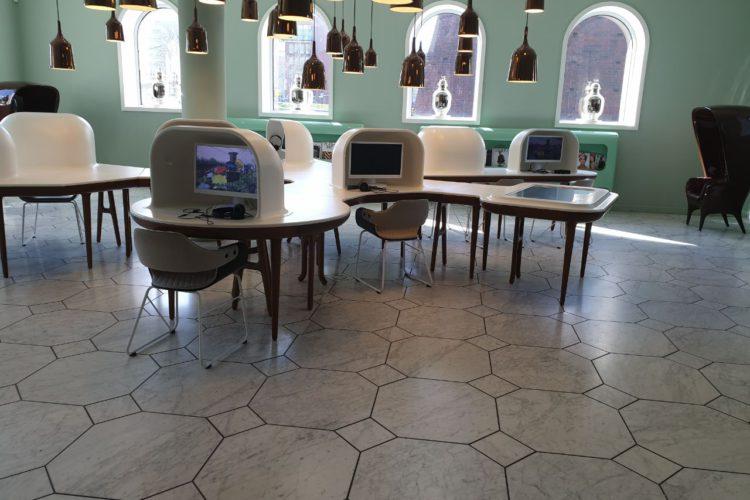Infocenter Groninger museum