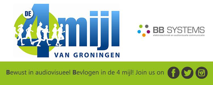 4 mijl 2019 - bedrijvenloop bb systems