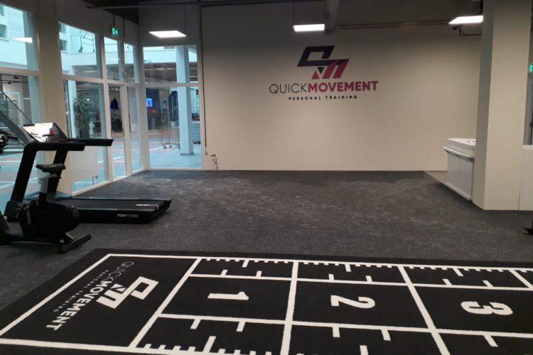 Sportschool Quick Movement