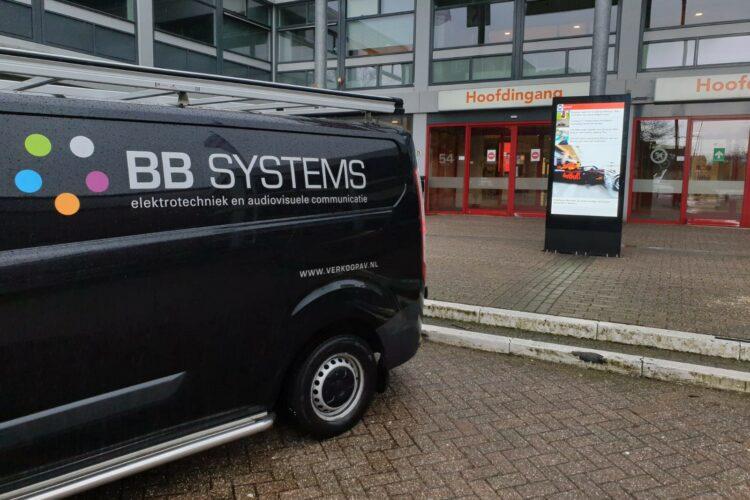 BB Systems Sporthallen Zuid