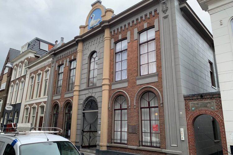 Lutherse Kerk Groningen - kerkinstallatie